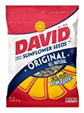 David Original Sunflower Seeds, 14.5 -Ounce Bags (Pack of 12)