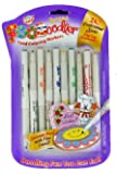 FooDoodler Food Coloring Markers - 10 Colors - Kosher (1, A)
