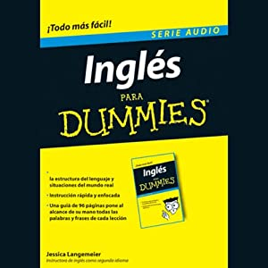 Ingles Para Dummies® Audio Set | [Jessica Langemeier]