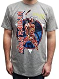 Iron Maiden Men's Somewhere In Time Vintage Soft T-Shirt, XX-Large