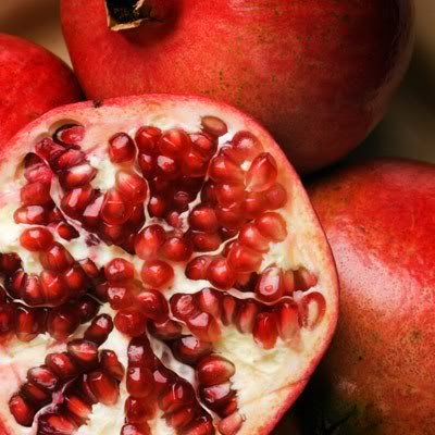 POMEGRANATE Punica Granatum Fruit Seeds