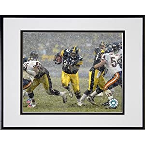 Photo File Pittsburgh Steelers Jerome Bettis 2005-2006 Action Framed Photo by Photo File