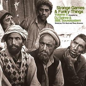 DJ Spinna & BBE Soundsystem : Strange Games & Funky Things 5