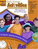 img - for Daily Summer Activities, Moving from Second to Third Grade book / textbook / text book