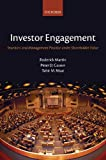 img - for Investor Engagement: Investors and Management Practice under Shareholder Value book / textbook / text book