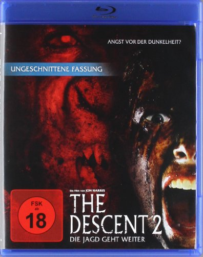 The Descent 2 - Ungeschnittene Fassung [Blu-ray]