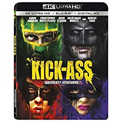 Kick-Ass [4K Ultra HD + Blu-ray]