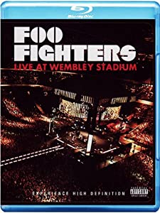 Foo Fighters - Live At Wembley Stadium [Blu-ray]