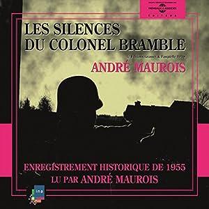 Les silences du colonel Bramble Audiobook
