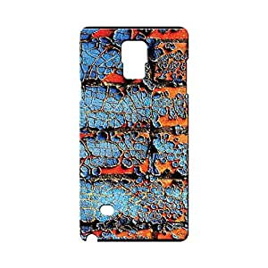 BLUEDIO Designer Printed Back case cover for Samsung Galaxy Note 4 - G6408