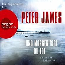 Und morgen bist du tot Hörbuch von Peter James Gesprochen von: Hans Jürgen Stockerl