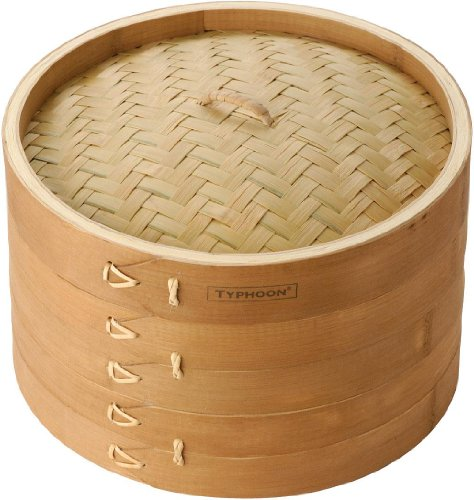Typhoon Bamboo Steamer Set - 10