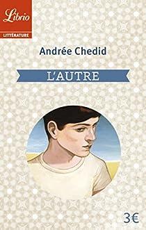 L'Autre par Chedid