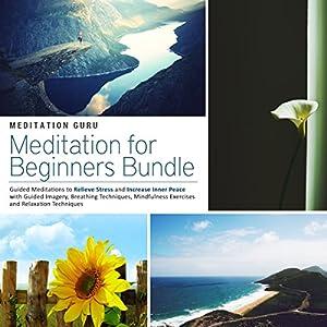 Meditation for Beginners Bundle Audiobook