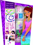 Style Me Up Wooky Tie and Dye Jewellery Slim Box Kits