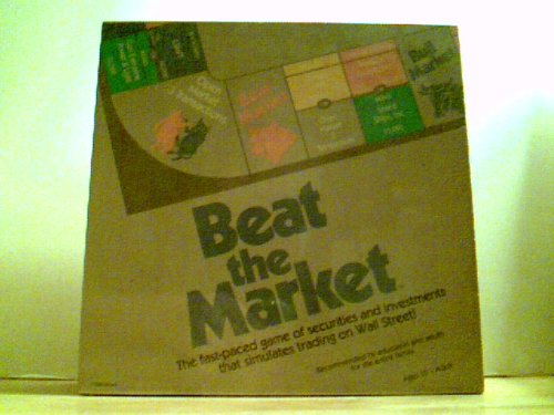 Beat the Market - The Fast-paced Game of Securities and Investments that Simulates Trading on Wall Street! (1985) by MCMA - 1