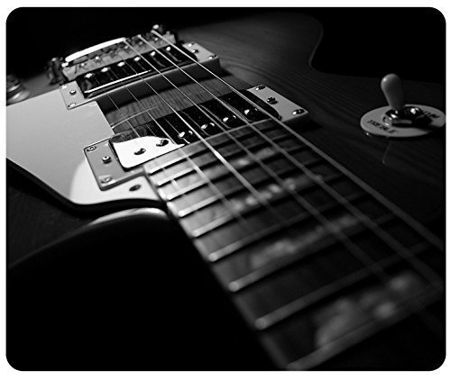 abstract-music-les-paul-guitars-customized-rectangle-mousepad-mouse-pad