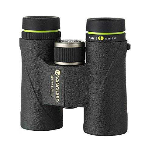 Vanguard Spirit ED Binocular, Black