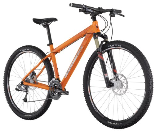 Diamondback Overdrive Pro 29'er Mountain Bike (29-Inch Wheels), Orange, Medium/18-Inch
