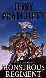Terry Pratchett Monstrous Regiment: A Discworld Novel