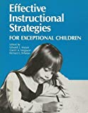 img - for Effective Instructional Strategies for Exceptional Children book / textbook / text book