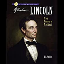 Abraham Lincoln: Friend of the People Audiobook by Clara Ingram Judson Narrated by Kevin Pariseau