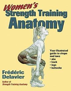 "Cover of ""Women's Strength Training Anato..."