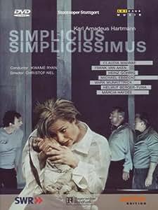 Karl Amadeus Hartmann: Simplicius [Import]
