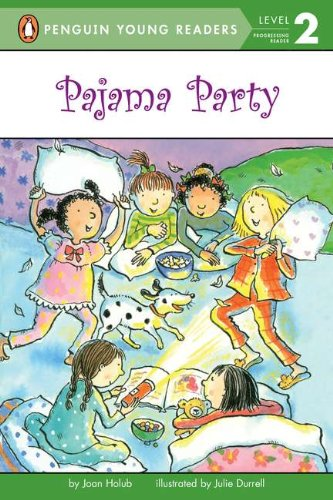 Pajama Party (Penguin Young Readers. Level 2)