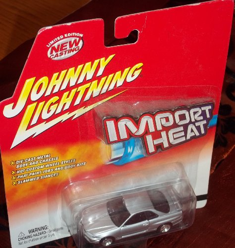 Johnny Lightning IMPORT HEAT - Nissan Skyline Custom - 1