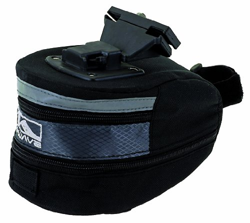 M-Wave Bicycle Saddle Bag (Clip-On)