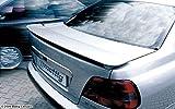 Mattig 7971600090 Heckspoiler ohne BRL f�r Volvo S40 aus PUR T�V-Hinweis T=T�V-Teilegutachten (Anbau best�tigen lassen)