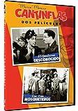 Cantinflas Dos Películas: Soy Un Prófugo y El Mago