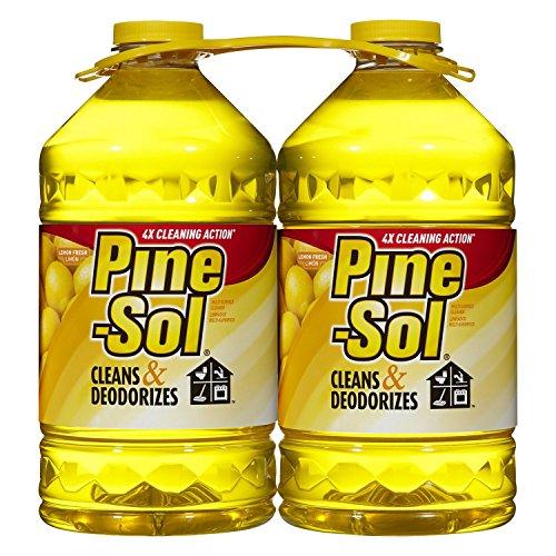 pine-sol-multi-surface-disinfectant-lemon-scent-2-pk-100-oz
