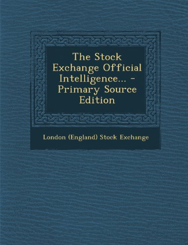 the-stock-exchange-official-intelligence