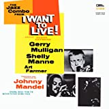 echange, troc Gerry Mulligan - The Jazz Combo From I Want To Live