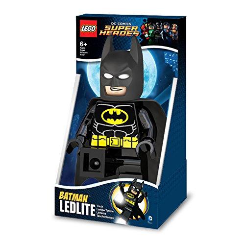 LEGO LED-lgtob12t-Super Eroi-Lampada torcia Batman