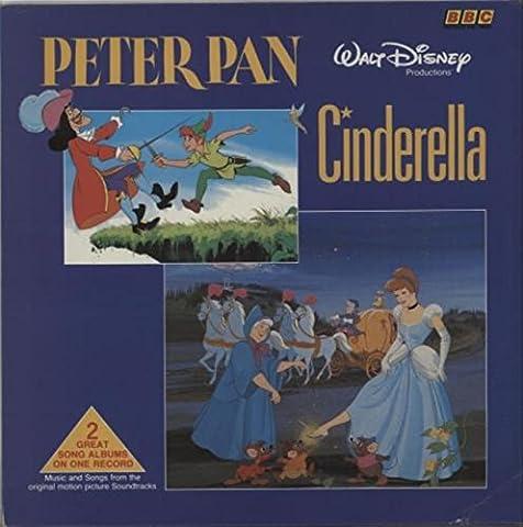 Peter Pan/ Cinderella - Disney Cinderella Album