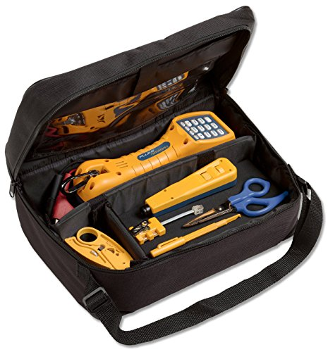Fluke Networks 11290000 Electrical Contractor Telecom Kit I with TS30 Telephone Test Set (Fluke Probe Pic compare prices)