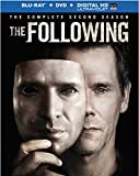 The Following: The Complete Second Season [Blu-ray]