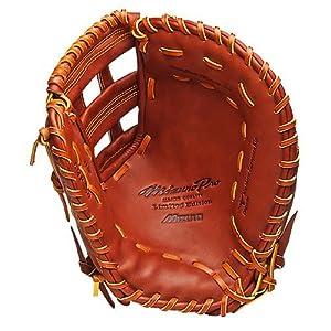 Mizuno GMP300 Pro Baseball First Base Mitt by Mizuno