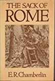 The Sack of Rome (0880290676) by Chamberlin, E. R.
