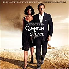 Quantum Of Solace   Soundtrack by David Arnold preview 0