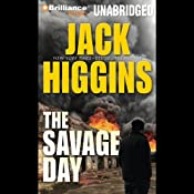 The Savage Day: Simon Vaughn, Book 2 | Jack Higgins