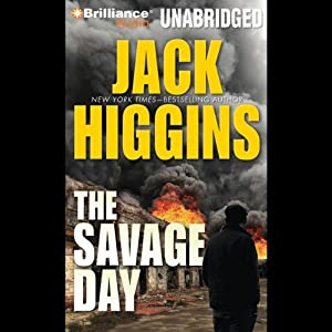 The Savage Day: Simon Vaughn, Book 2 | [Jack Higgins]
