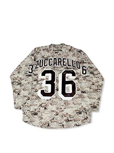 Steiner Sports Memorabilia Mats Zuccarello Signed  New York Rangers Camo Jersey