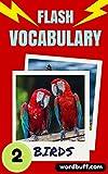Flash Vocabulary Builder #2: 101 Birds (Flash Vocabulary Builders)