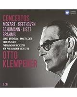 Concertos : Mozart, Beethoven, Schumann, Liszt, Brahms