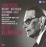 Mozart / Beethoven / Schumann / Liszt / Brahms: Concertos