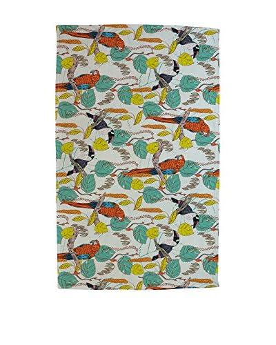 Kleine Dingen van Nice tapijt Tropical Birds